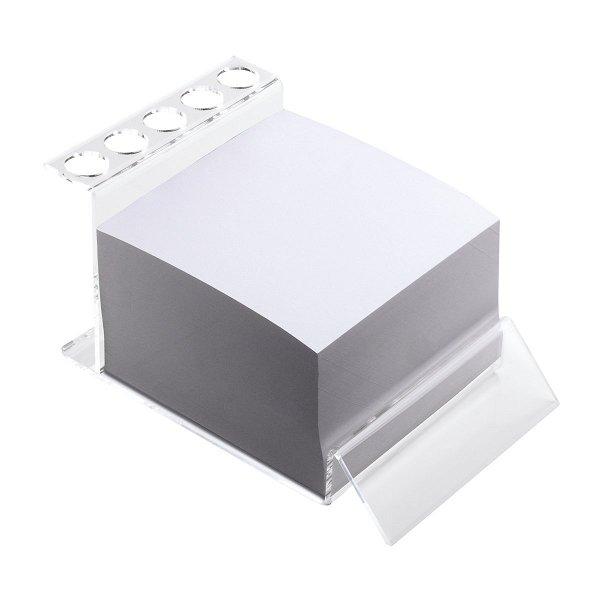 Stifthalter mit Notizblock REFLECTS-DUDLEY