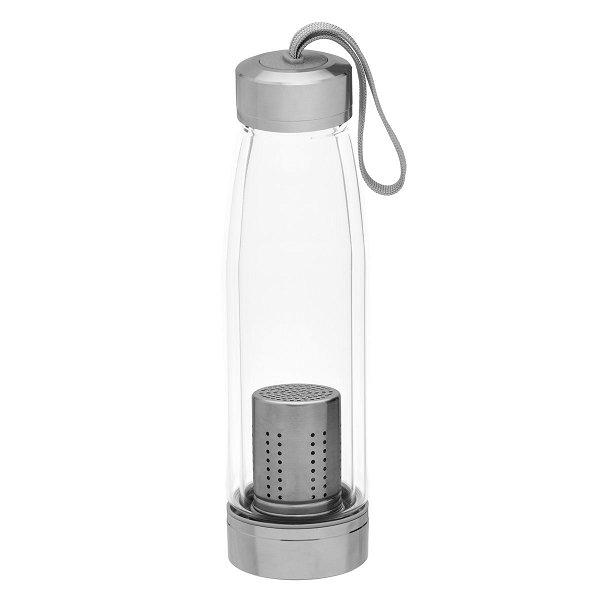 Glasflasche mit Teesieb REFLECTS-HAMINA
