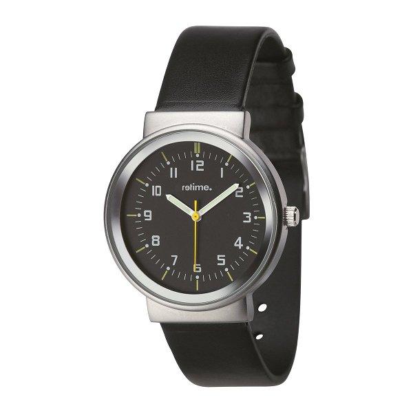 Armbanduhr REFLECTS-TREND black