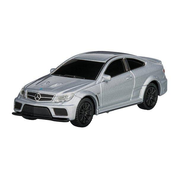 Usb Speicherstick Mercedes Benz C63 Amg 1 72 Silver 16gb