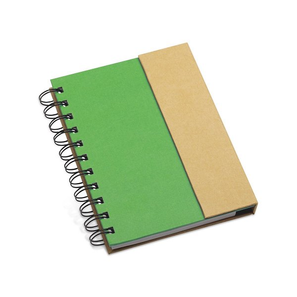 Notizbuch CLIC CLAC-OKATIE light green