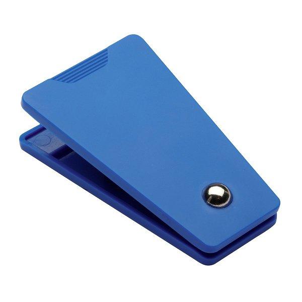 Magnetclip REFLECTS-CLIC CLAC II blue