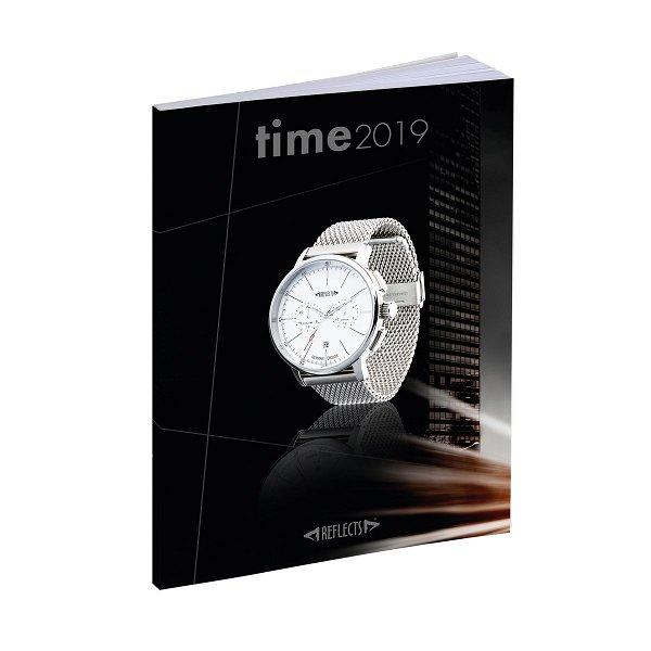 Katalog REFLECTS-TIME 2019 PLAIN englisch mit Industriepreisen