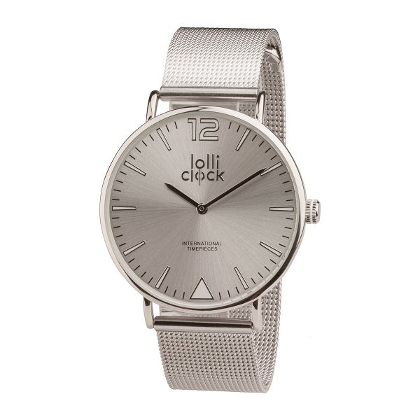 Armbanduhr LOLLICLOCK-FORTYTWO silver