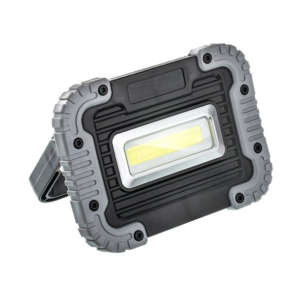 Multifunktions-Taschenlampe mit Powerbankfunktion REEVES-KAUNAS black 2600 mAh