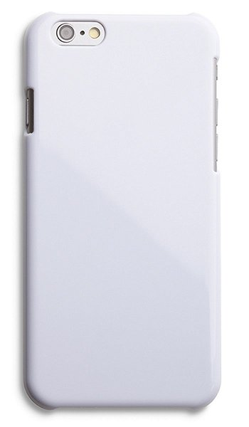 Smartphonecover REFLECTS-COVER VIII Rubber iPhone 6/6S white