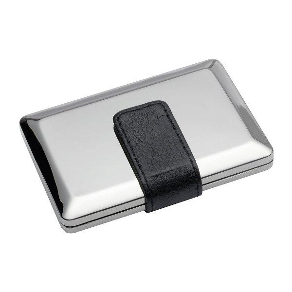 Visitenkartenbox REFLECTS-CASEROS black
