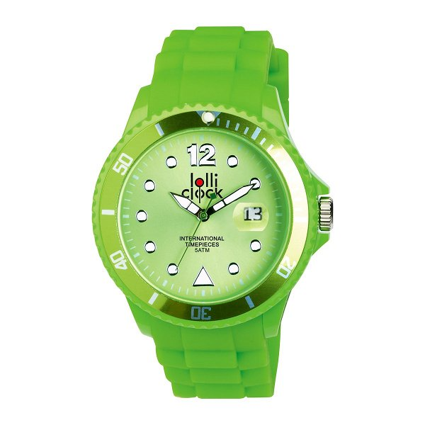 Armbanduhr LOLLICLOCK-NEON DATE
