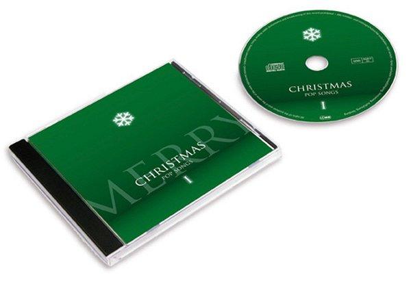 Musik-CD CHRISTMAS POP SONGS