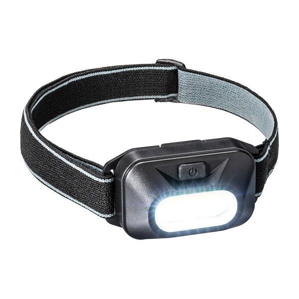 Kopflampe REEVES-PEORÍA black