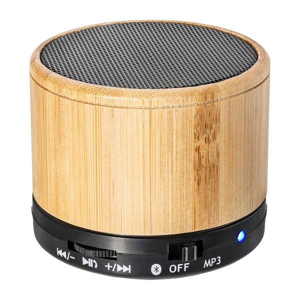 Lautsprecher mit Bluetooth® Technologie REEVES-JAMBOL brown