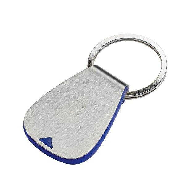 Einkaufswagenchiphalter REFLECTS-AGUDOS blue