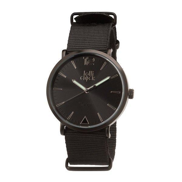 Armbanduhr LOLLICLOCK-FASHION BLACK black/black
