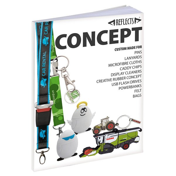 Katalog REFLECTS CONCEPT 2018 PLAIN, english without pric