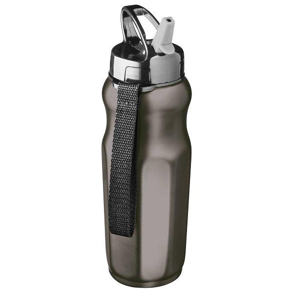 Trinkflasche RETUMBLER-RIYAN dark grey