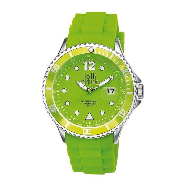 Armbanduhr LOLLICLOCK-CHROME DATE