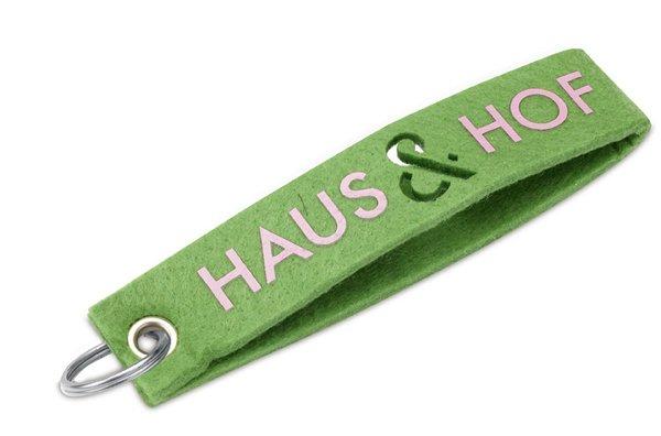 Felt shortstrap HAUSHOF