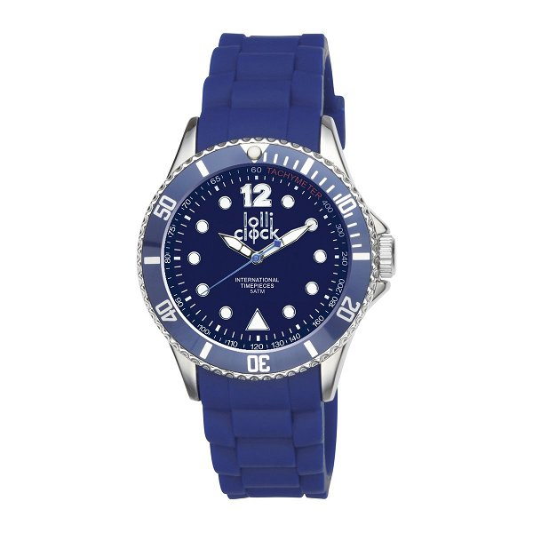 Armbanduhr LOLLICLOCK-CHROME