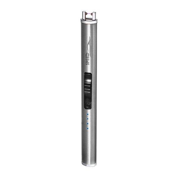 Lichtbogen Stabfeuerzeug REEVES-BERN silver
