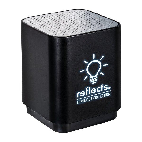 Bluetooth®-Lautsprecher mit Licht REEVES-GALAWAY black