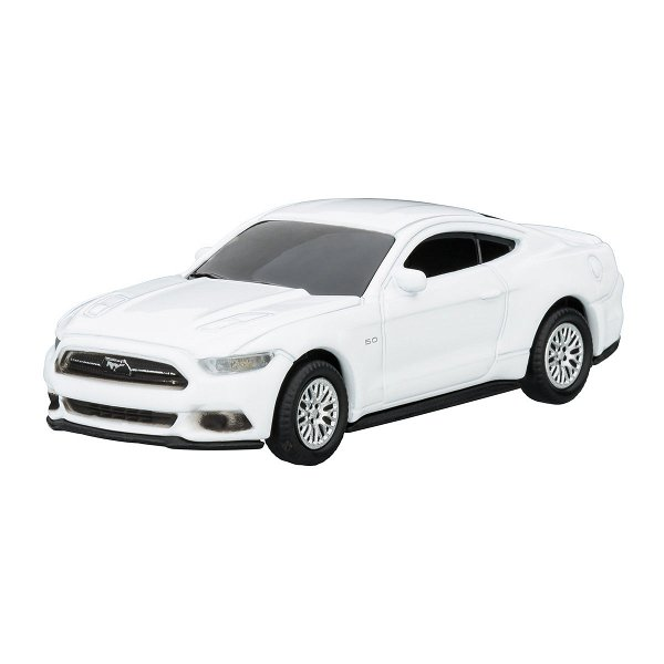 USB-Speicherstick Ford Mustang 1:72 white 16GB