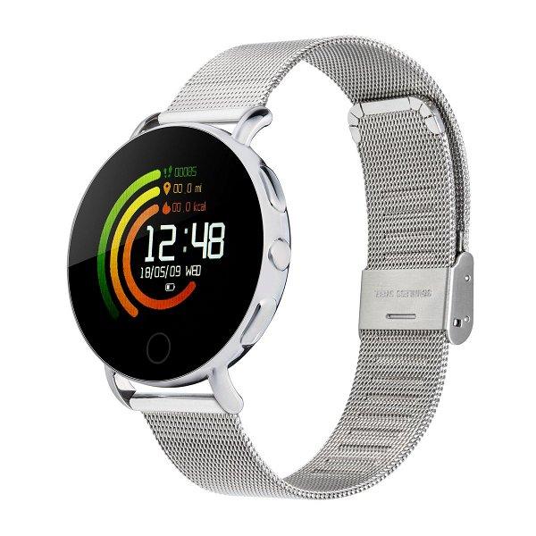 Smartwatch RETIME-OSAKA silver