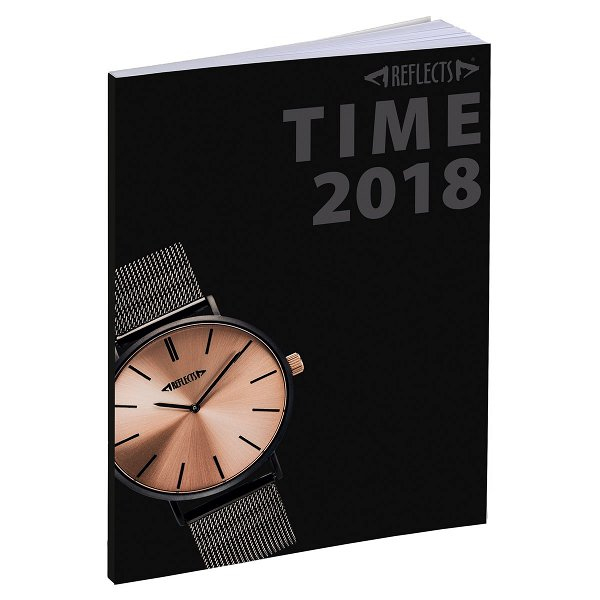 Katalog REFLECTS TIME 2018 Catalogue neutre avec prix publ