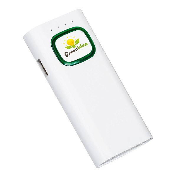 Powerbank mit COB LED Taschenlampe COLLECTION 500