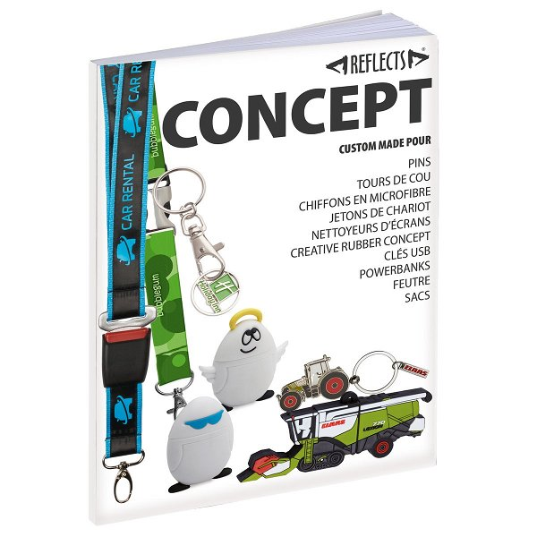 Katalog REFLECTS CONCEPT 2018 Catalogue neutre, francais