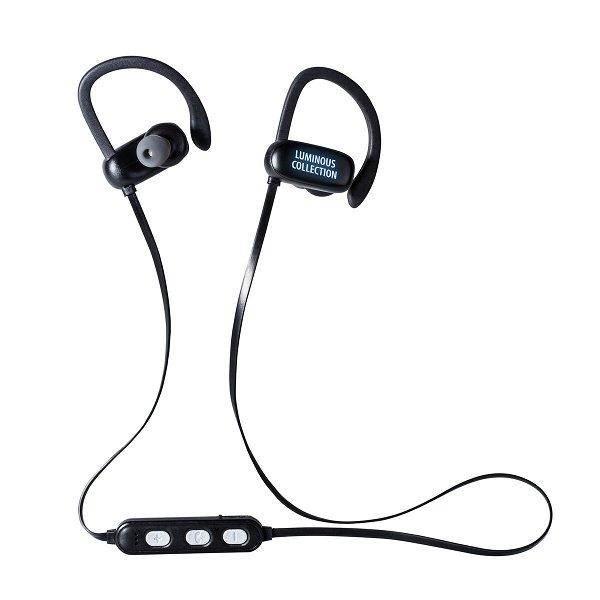Wireless Kopfhörer mit Licht REEVES-GENF black