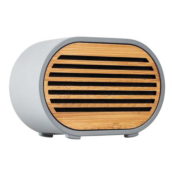 Wireless Charger inkl. Lautsprecher REEVES-VENTURA grey