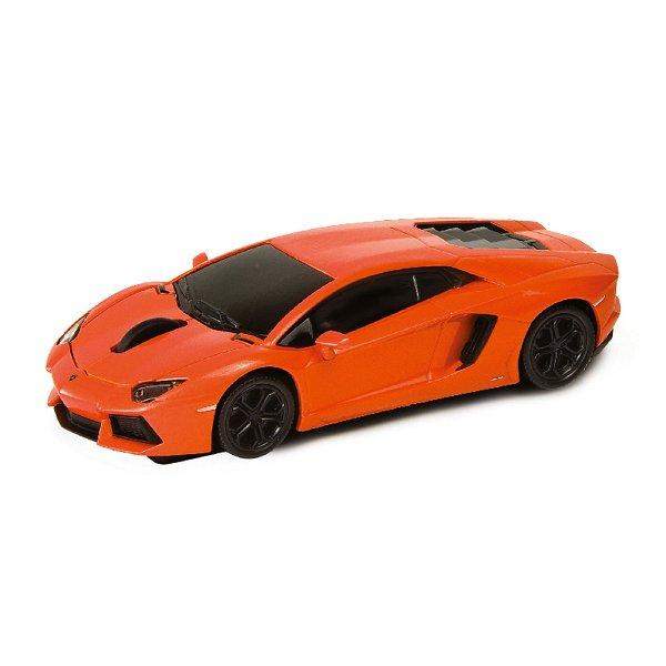 Computermaus Lamborghini Aventador 1:32 orange