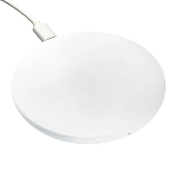 Wireless charging station REEVES-AMSTERDAM white