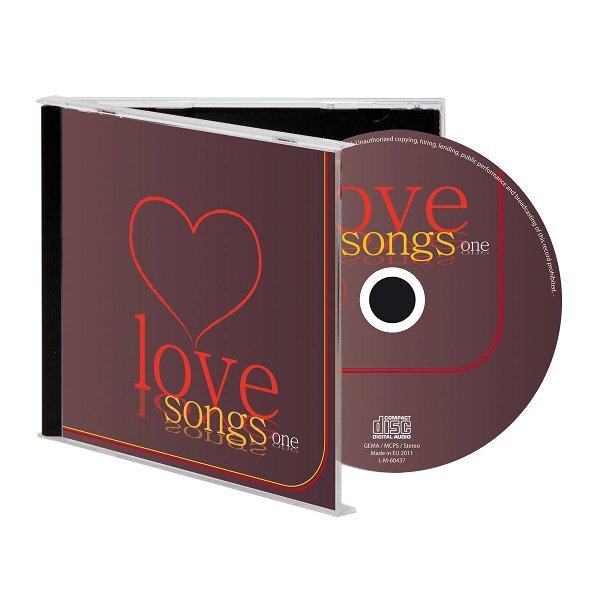 Musik-CD LOVE SONGS one
