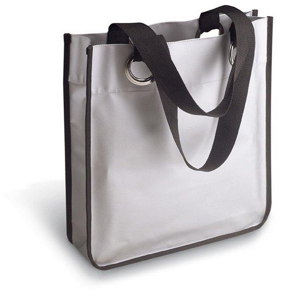 Einkaufstasche REFLECTS-EDE silver
