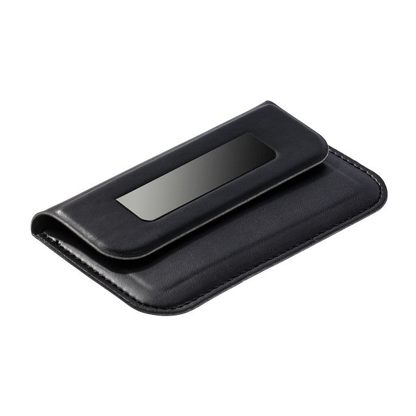 Visitenkartenbox REFLECTS-LIMOGES black