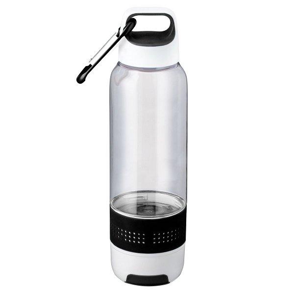 Trinkflasche mit Handtuch und Kühlfunktion RETUMBLER-SUMATRA black