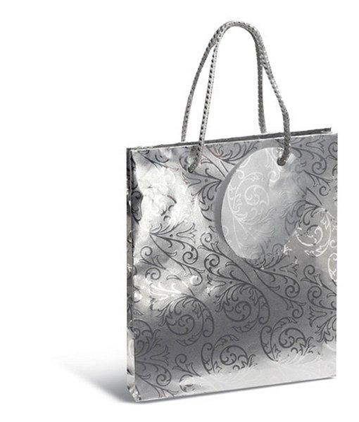 Geschenktüte REFLECTS-SILLIAN CD silver