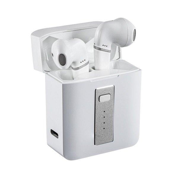Wireless Kopfhörer mit Ladecase REEVES-TWS