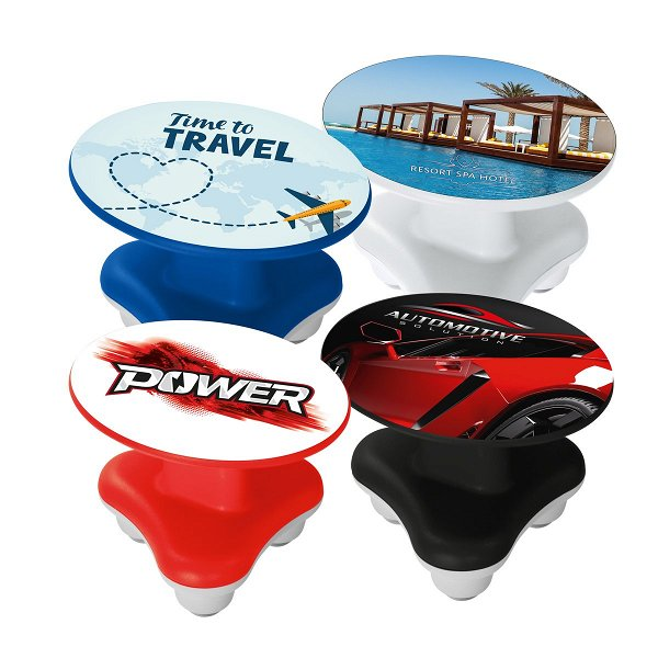 Mini Massager REFLECTS-CATAMARCA incl. All over print veredeltes Muster