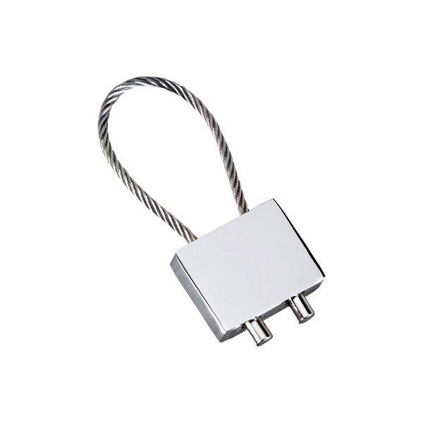 Drahtseil Schlüsselanhänger REFLECTS-CABLE
