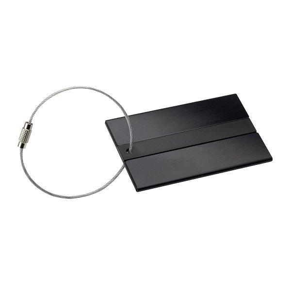 Kofferanhänger REFLECTS-KISSIMMEE black