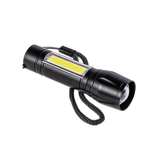 Taschenlampe REEVES-AUGUSTA black