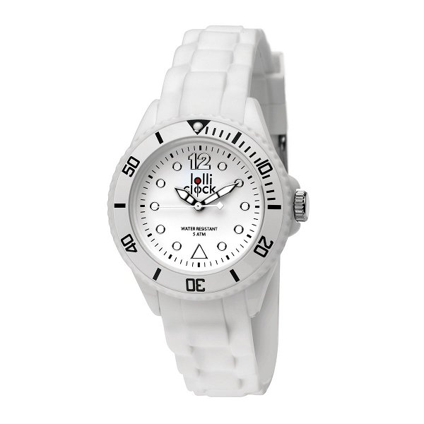 Armbanduhr LOLLICLOCK-SMALL white