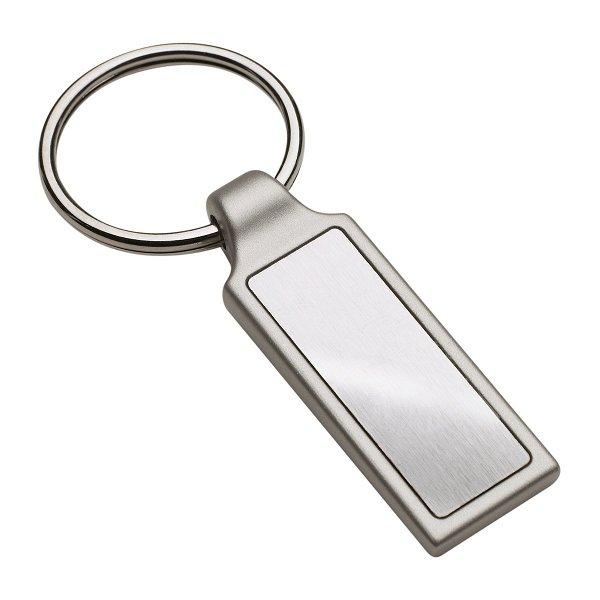 Schlüsselanhänger REFLECTS-IRUN RECTANGULAR