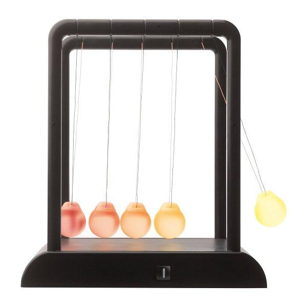 Kugelstoßpendel mit Licht REFLECTS-MURMANSK