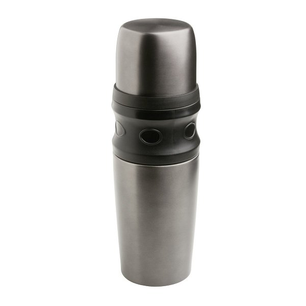 Isolierflasche RETUMBLER-NAAS dark grey